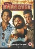 Bradley Cooper signed DVD insert for The Hangover. DVD