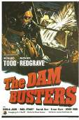 Richard Todd signed Dambusters postcard. Signed on