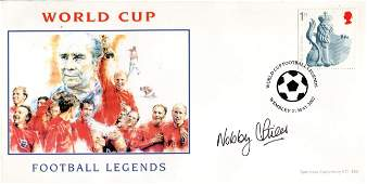1966 World Cup Winner World Cup Football Legends cover