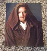 Ewan McGregor signed 10x8 colour photo pictured in his