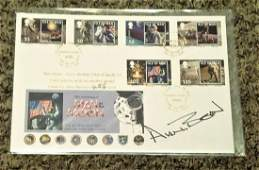 Alan Bean signed FDC 40th Anniversary Man On the Moon ,