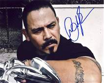 Blowout Sale Sons Of Anarchy Emilio Rivera hand signed