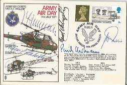 WW2 all-time top fighter ace Erich Hartmann KC signed