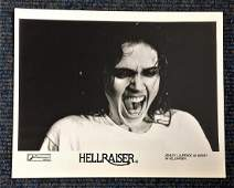 Hellraiser 10x8 black and white promo photo from the