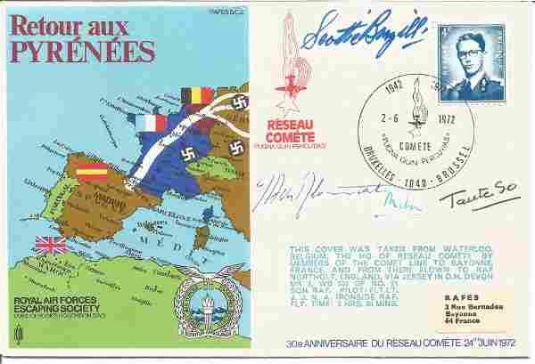Retour Aux Pyrenees 30e Anniversaire Du Reseau Comete