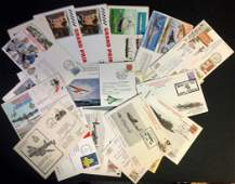 Postage Collection 24 items includes FDCs, PHQ Cards,