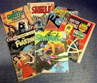 Vintage Comic collection 6 items includes Marvel Nick