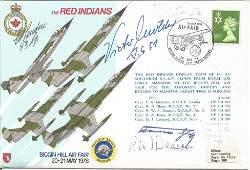 WW2 Luftwaffe aces Victor Molders, Hermann Graff signed