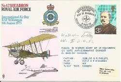 WW2 Luftwaffe ace Wilhelm Batz KC S OL signed 42 sqn