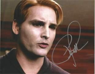 Peter Facinelli signed 10x8 colour photo. Peter