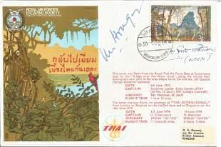 WW2 ACM L Hodges and resistance Khun Praphot Paurohitya