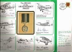 Rare Battle of Britain autograph Don Kingaby WW2