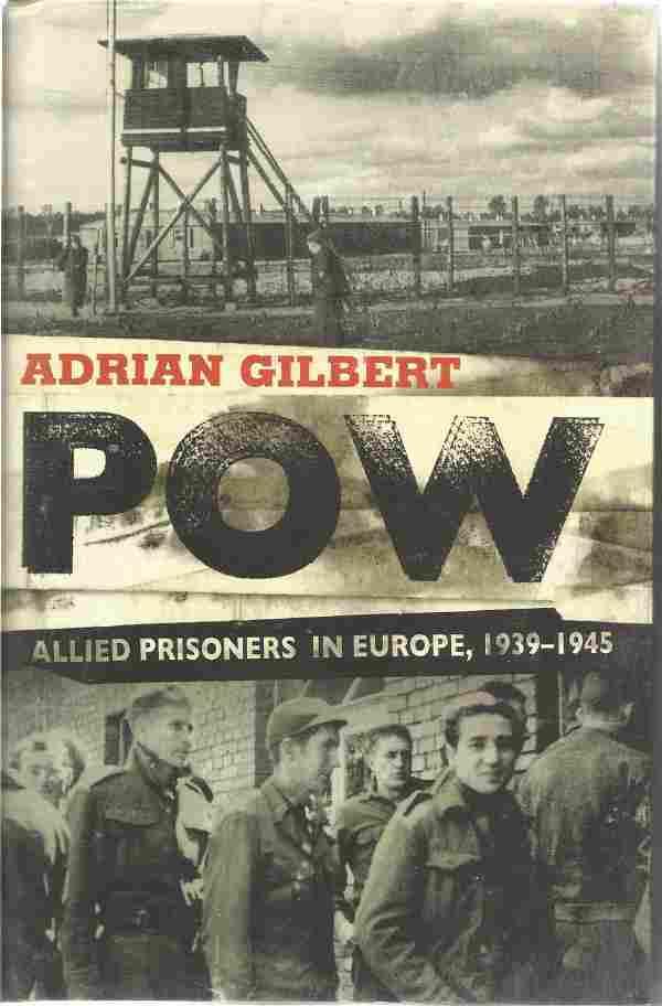 RARE WW2 Great Escape Multi signed book POW Allied