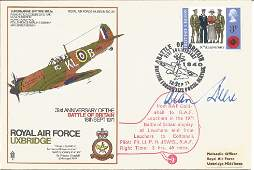 WW2 Fighter ace Alan Deere DSO DFC Battle of Britain
