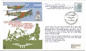 WW2 Fighter ace MRAF Dermot Boyle AFC Battle of Britain