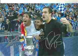 Jordi Gomez, Louis Robles and Roman Golobart Wigan