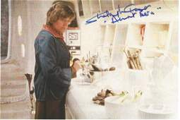Star Wars Shelagh Fraser signed 10x8 colour photo