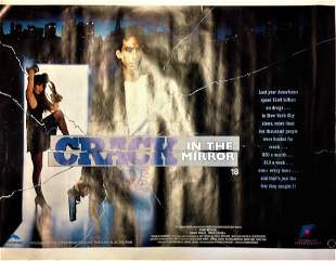 Crack in the Mirror 30x40 movie poster from the 1988