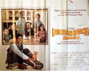 Brighton Beach Memoirs 30x40 movie poster from the 1986