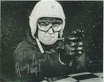 James Bond George Lazenby signed 10x8 black and white