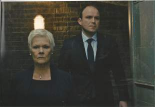 James Bond Rory Kinnear signed 12x8 colour photo