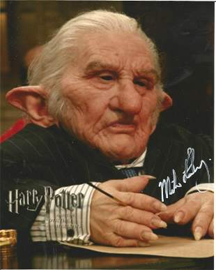 Michael Henbury signed 10x8 colour photo pictured in
