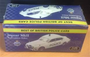 Atlas 1. 43 die cast scale model Best of British Police
