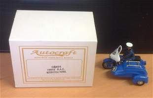 Autocraft Hand Made White Metal Model 1. 32 scale model