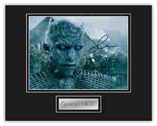 Stunning Display! Game Of Thrones Richard Brake hand
