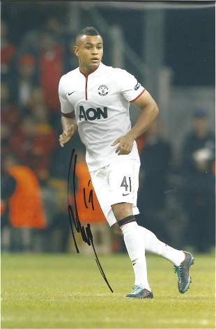Football Josh King signed 12x8 colour photo pictured