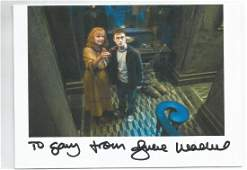 Julie Walters signed 6x4 colour photo from Harry
