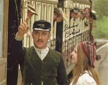 The Railway Children 8x10 photo signed by actor Bernard