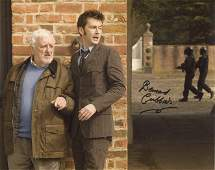 Doctor Who Invasion Earth 8x10 scene photo signed by