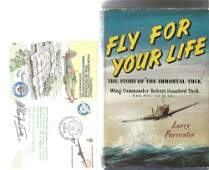 Robert Stanford Tuck World War II collection includes