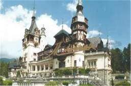 King Michael of Romania signed 6x4 colour photo. Good