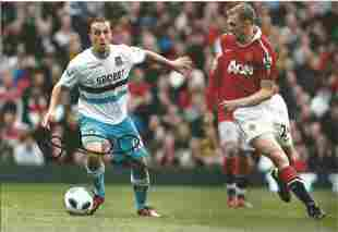Football Mark Noble signed 12x8 colour photo pictured