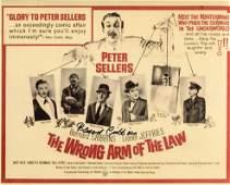 Bernard Cribbins, The Wrong Arm of the Law, stunning