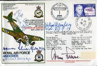 Luftwaffe aces. Hans Rossbach Luftwaffe collection