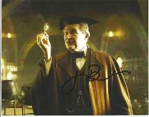 Jim Broadbent signed 10x8 colour photo pictured in role
