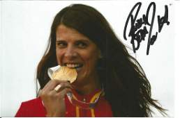 Olympics, Ruth Beitia, Spanish Gold medallist in the