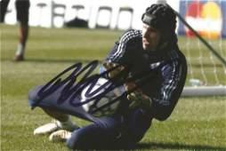 Football, Peter Czech signed 6x4 colour photograph