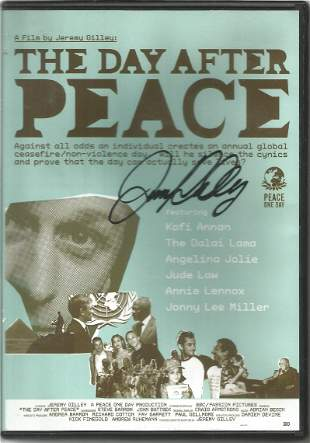 3 Signed and 2 Unsigned DVDs, Jimmy Buckley - The Grand