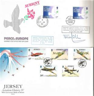 A Collection of 7 Channel Islands CC from Guernsey and