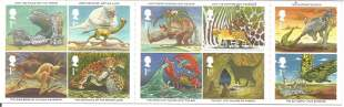 GB Mint Just so Stories Mint stamp booklet with 10 x