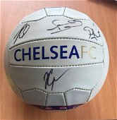 Chelsea F. C. 2009-10 Double Winners Squad Football