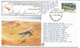 WW2 resistance hero Mary de M Lindell OBE signed Reseau