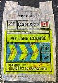 Motor Racing Canadian Grand Prix Marshall Bib from 2005