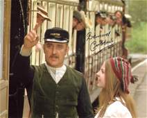 The Railway Children. 8x10 scene photo signed by actor