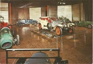 The Lord Montagu of Beaulieu signed National Motor