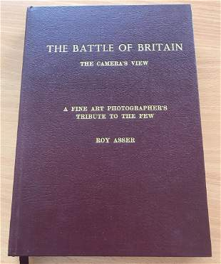 World War II The Battle of Britain The Cameras View A